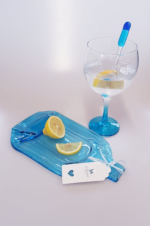 Upcycled Bombay Gin board