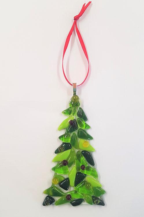 Takeaway Green Christmas tree Decoration