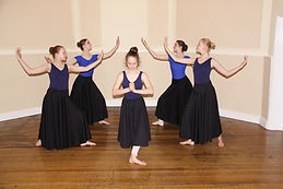 Contemporary dance swansea