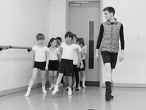 dance teaching jobs