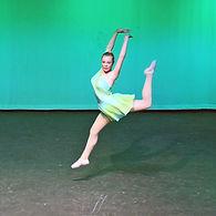Jazz Dance Style