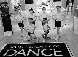 ballet boys wales