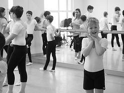 Boys Only Ballet