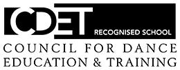 boys ballet CDET recognised school