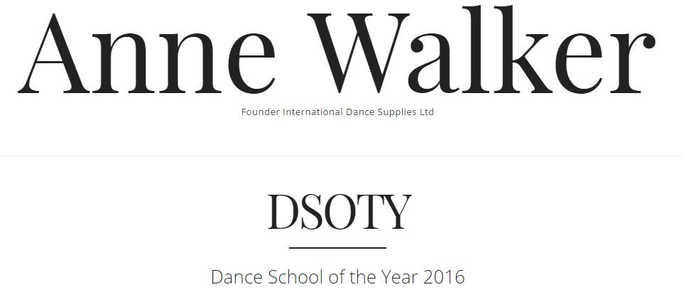Dance School of the Year 2016 - London Boys Ballet