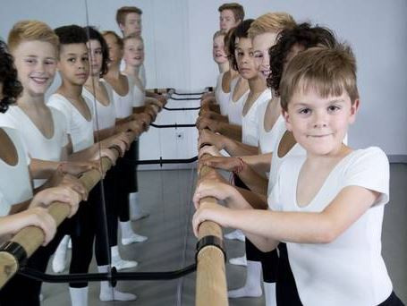 boys dance ballet summer school 2018