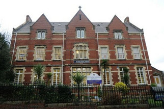 The new home of CTA Swansea... Ffynone House School!