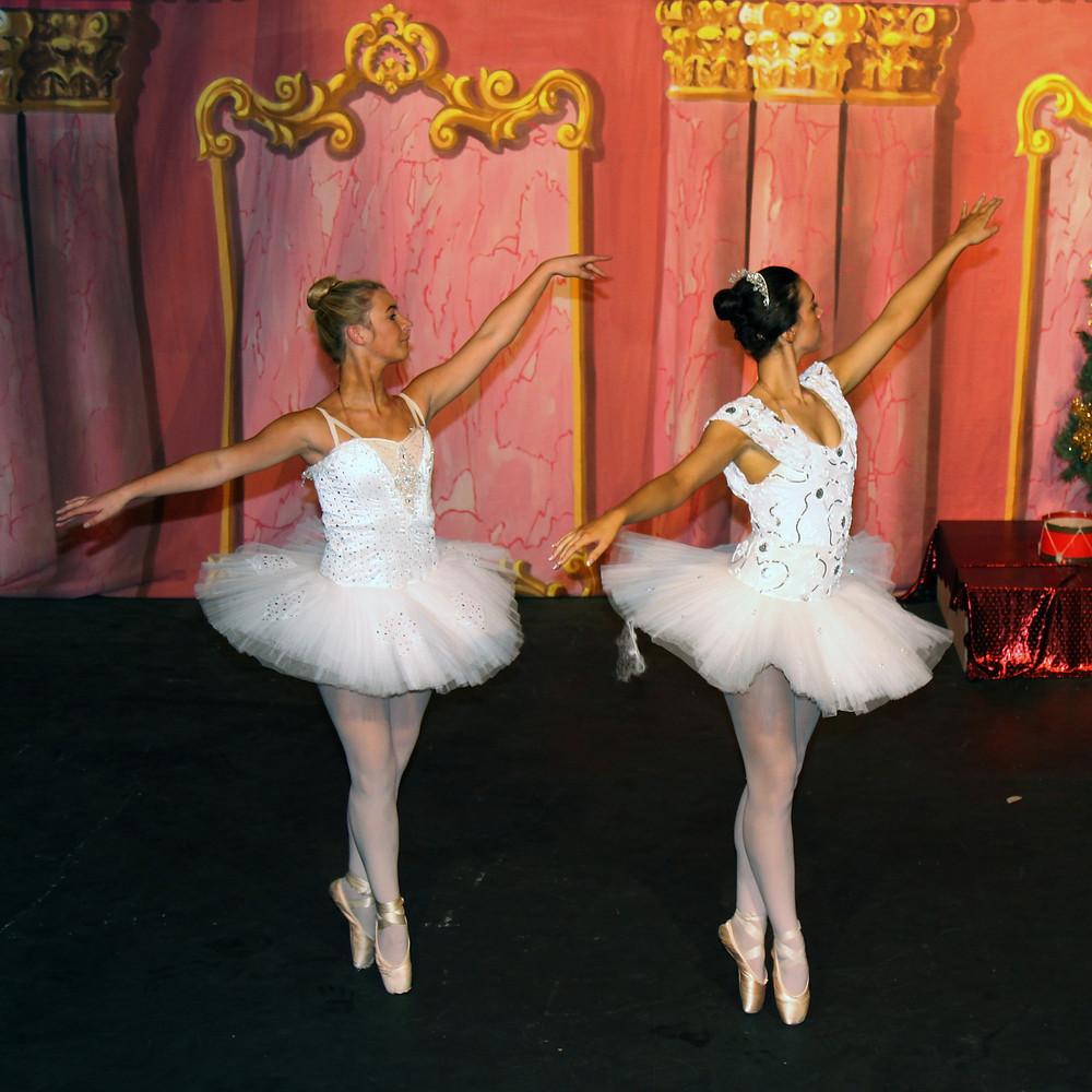 ballet pointe work class in swansea