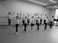 Male Ballet Class London