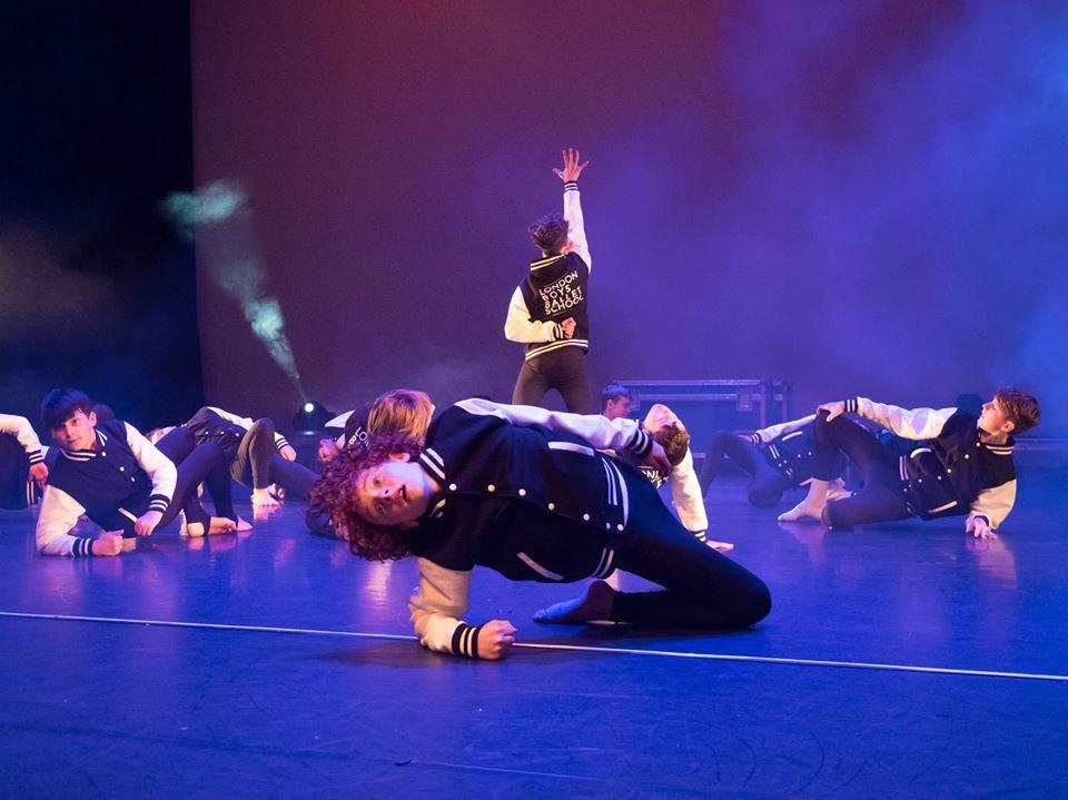 gcse dance london