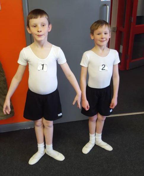 Boys Ballet Swansea