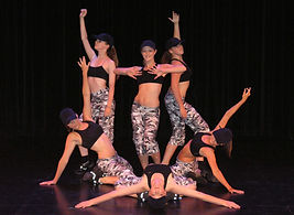 hip hop dance swansea