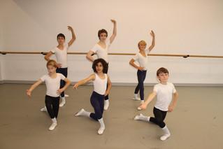 Weekdays Boys Ballet is here!