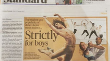 Latest LBBS news in the Evening Standard!