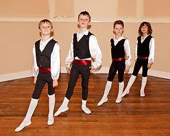 swansea boys only ballet