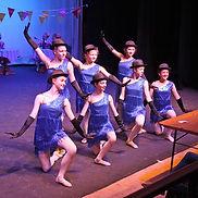 dancer modern genre