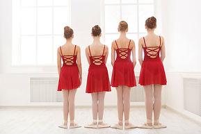 graded Royal academy of dance exams