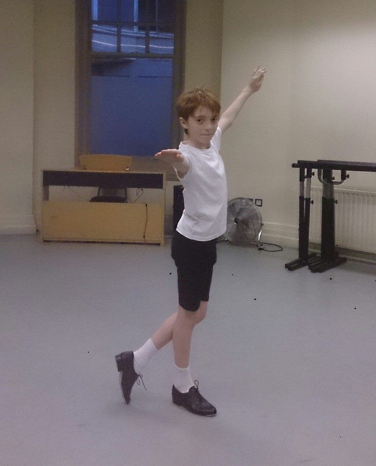 boys tap dance classes