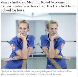 James Anthony Ballet