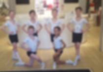 Boys Dance Training and Tuition