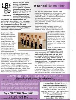 swansea Kidscene Article