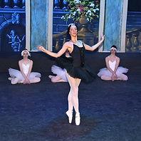 pointe work dance style