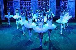 go on ballet pointe