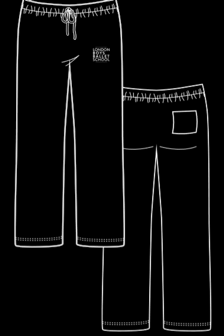 LBBS Junior Track Trousers