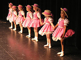 dance classes girls