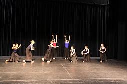 classes in contemporary dance london