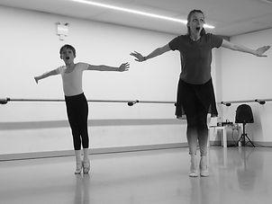 ballet teaching vacancies
