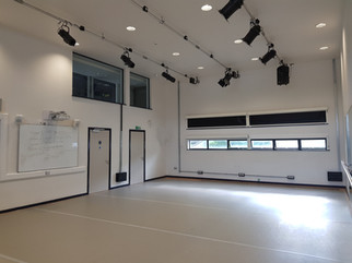 Harlequin Dance Floor installed at LBS!