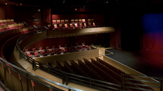 The theatre is now booked!