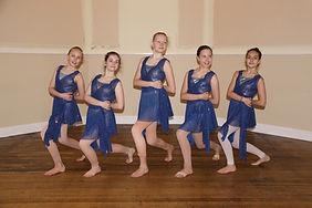 modern dancer wales