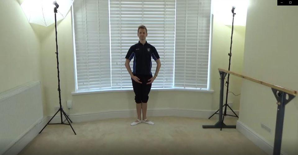 London Boys Ballet School Virtual Classes