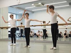 Boys Ballet Workshop London