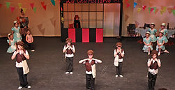dancing tap tuition