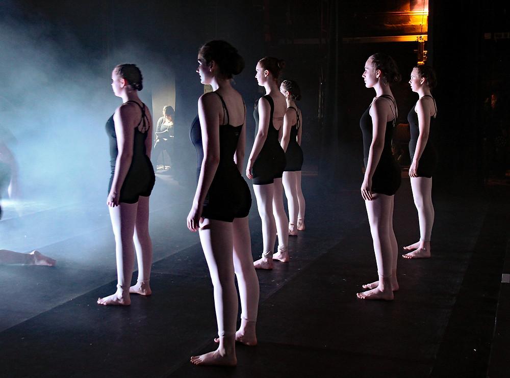 contemporary dance swansea
