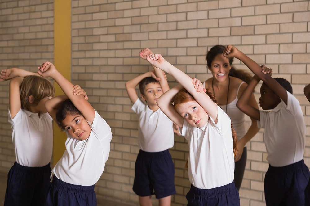 outreach boys ballet to primary and junior schools