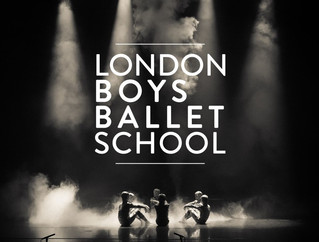 """Boys Dancing Through Summer"" Programme"