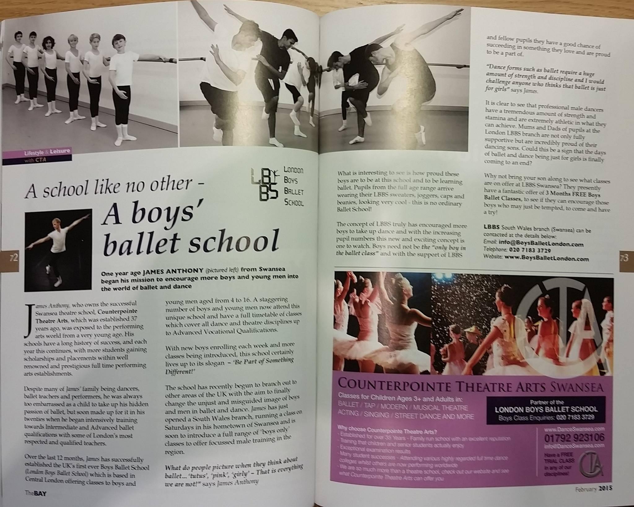 Swansea Bay Magazine
