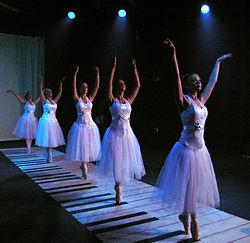 ballet classes mumbles