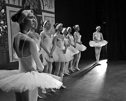 swansea ballet pointe class