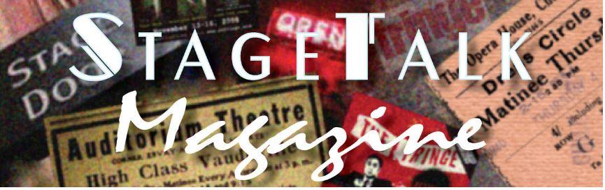 stagetalk magazine