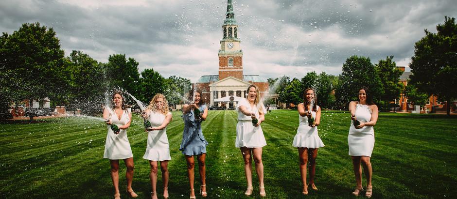 Wake Forest University Seniors| Winston-Salem, North Carolina