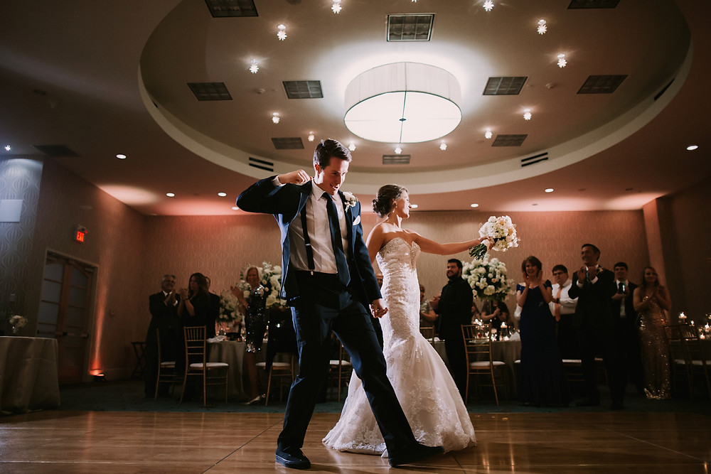 Logan and Keely Wedding| Embassy Suites at Brier Creek| Urban Bloom Photography 54