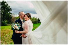 Bride and Groom dress