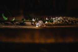 Ring Shot Wedding Day