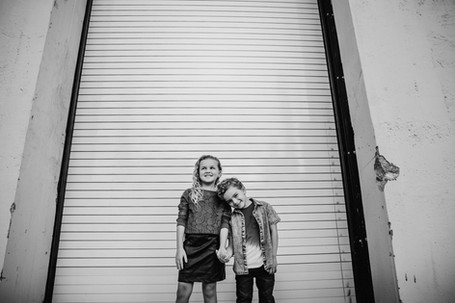 Downtown Family Session 2