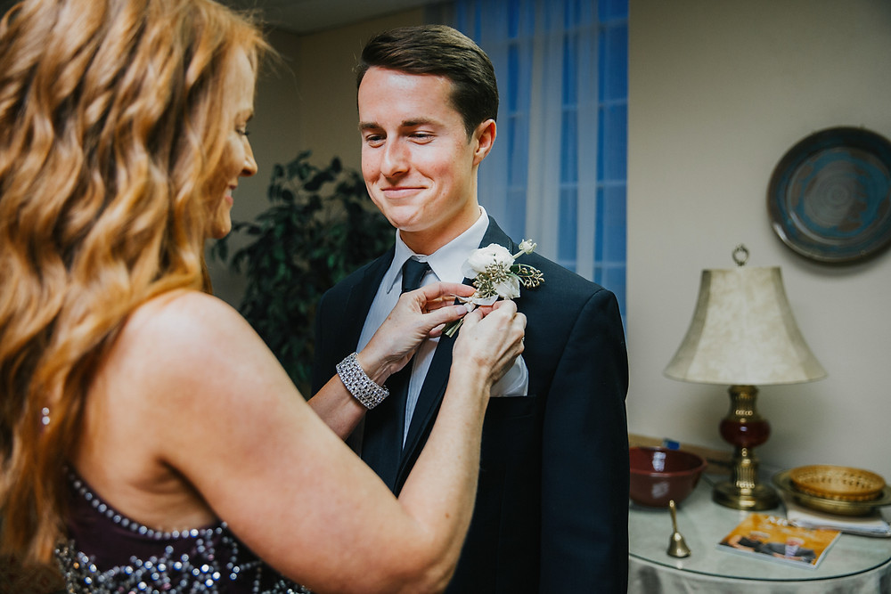 Logan and Keely Wedding| Embassy Suites at Brier Creek| Urban Bloom Photography 14